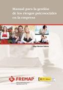 Libros - Manual para la gestión de los riesgos psicosociales en la empresa