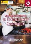 Manual de seguridad y salud en cocinas, bares y restaurantes