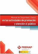 Manual de seguridad y salud para azafatas y promotoras