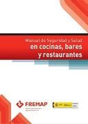 Manuales - Manual de seguridad y salud en cocinas, bares y restaurantes