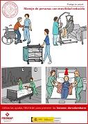 Manejo de personas con movilidad reducida