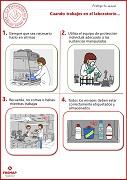 Cuando trabajes en el laboratorio