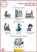 Trastornos músculo esqueléticos ¿cómo prevenirlos?