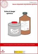 Nuevo etiquetado de productos químicos
