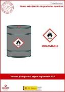 Nueva señalización de productos químicos