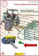 Tractor. protege la toma de fuerza