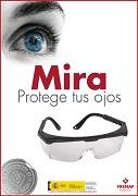 Mira. protege tus ojos