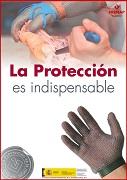La protección es indispensable (guantes)