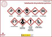 Señalización de productos químicos