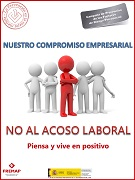 No al acoso laboral