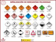 Señalización de mercancías peligrosas