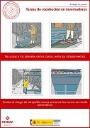 Seguridade en tarefas de recolleita en invernadoiros