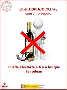 En el trabajo no hay consumo seguro