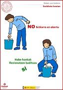 En trabajos de limpieza (Euskera)
