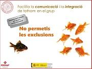 Facilita la comunicación e integración de todos en el grupo (catalán)