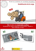 Estabilización de la carga