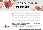 GALLEGO: Buenas prácticas en la prevención frente al nuevo coronavirus (covid-19) - cuando estés en el trabajo