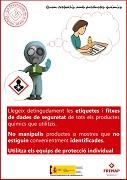 Cuando trabajes con productos químicos (2) (catalán)