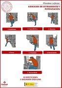 Membro inferior. Exercicios de estiramento e potenciación