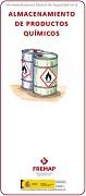 Recomendaciones para la prevención de riesgos en el almacenamiento de productos químicos