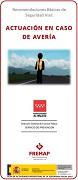 Recomendaciones básicas de seguridad vial: actuación en caso de averia