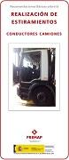Estiramientos para la prevención de sobreesfuerzos conductores de camiones