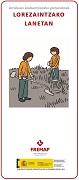 Riesgos y recomendaciones básicas de seguridad en trabajos de jardinería (Euskera)