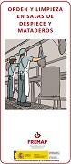 Ordre i neteja en sales d'especejament i escorxadors